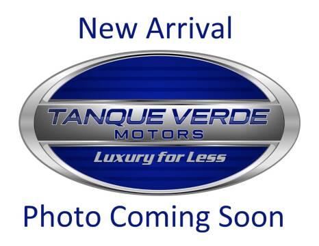 2006 Porsche Boxster for sale at TANQUE VERDE MOTORS in Tucson AZ