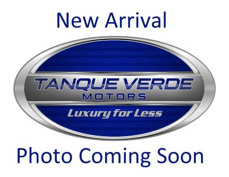 2014 Toyota Tacoma for sale at TANQUE VERDE MOTORS in Tucson AZ