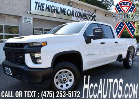 2020 Chevrolet Silverado 3500HD for sale at The Highline Car Connection in Waterbury CT