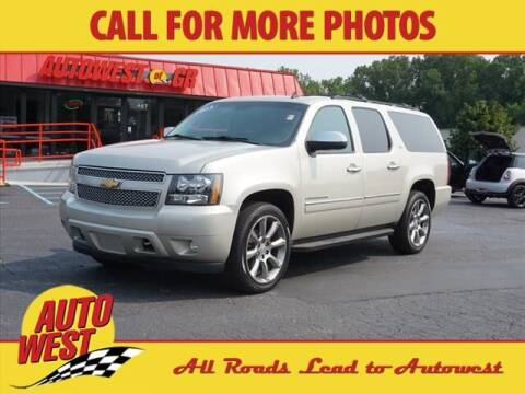 2013 Chevrolet Suburban for sale at Autowest of GR in Grand Rapids MI
