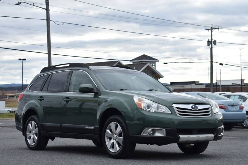 2010 Subaru Outback for sale at GREENPORT AUTO in Hudson NY