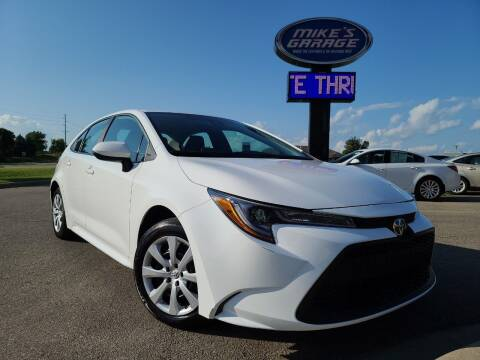2020 Toyota Corolla for sale at Monkey Motors in Faribault MN