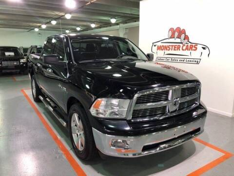 2012 RAM Ram Pickup 1500 for sale at Monster Cars in Pompano Beach FL