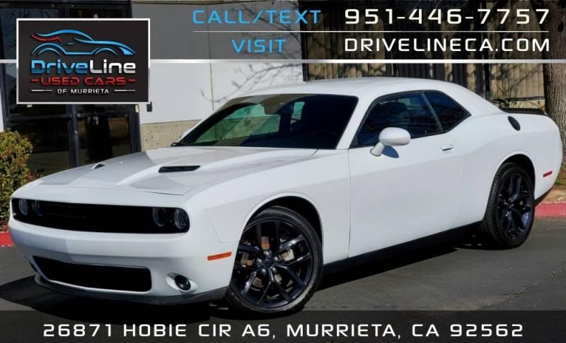 2019 Dodge Challenger for sale in Murrieta, CA
