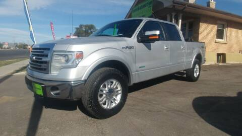 2014 Ford F-150 for sale at Everett Automotive Group in Pleasant Grove UT