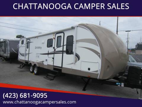 2013 Cruiser RV Enterra 303BHS for sale at CHATTANOOGA CAMPER SALES in Chattanooga TN