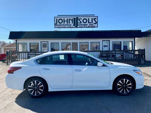 2018 Nissan Altima for sale at John Solis Automotive Village in Idaho Falls ID