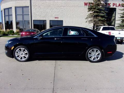 2016 Lincoln MKZ for sale at Elite Motors in Fargo ND
