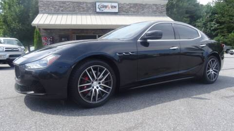 2014 Maserati Ghibli for sale at Driven Pre-Owned in Lenoir NC