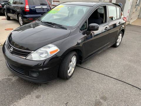 2011 Nissan Versa for sale at Quincy Shore Automotive in Quincy MA