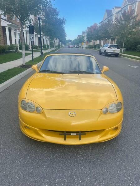 2002 Mazda MX-5 Miata for sale at Pak1 Trading LLC in South Hackensack NJ