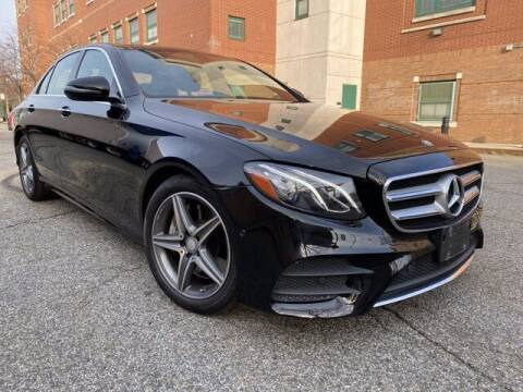 2017 Mercedes-Benz E-Class for sale at CERTIFIED LUXURY MOTORS OF QUEENS in Elmhurst NY