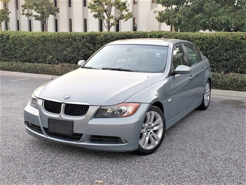 2007 BMW 3 Series for sale at Carfornia in San Jose CA
