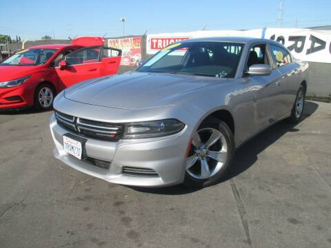 2015 Dodge Charger for sale at Quick Auto Sales in Modesto CA
