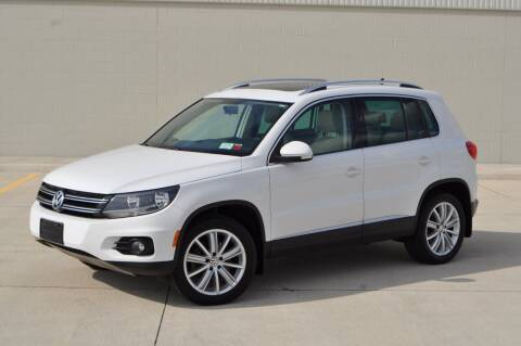 2012 Volkswagen Tiguan for sale at Select Motor Group in Macomb Township MI