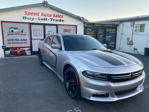 2017 Dodge Charger for sale at Speed Auto Sales in El Cajon CA