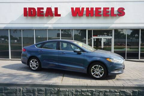 2018 Ford Fusion for sale at Ideal Wheels in Sioux City IA