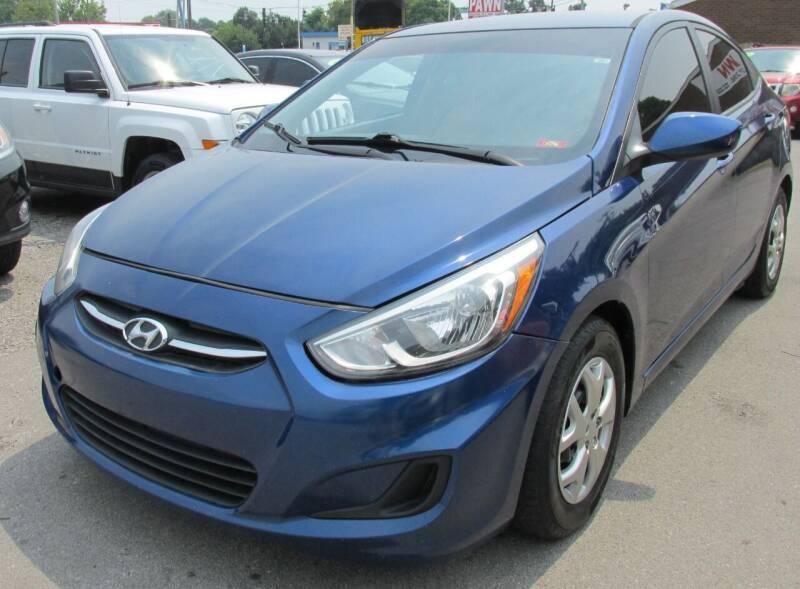 2015 Hyundai Accent for sale at Express Auto Sales in Lexington KY