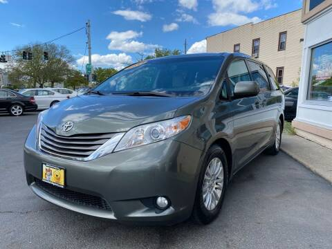 2013 Toyota Sienna for sale at ADAM AUTO AGENCY in Rensselaer NY