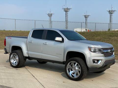 2019 Chevrolet Colorado for sale at BISMAN AUTOWORX INC in Bismarck ND