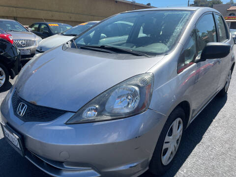 2010 Honda Fit for sale at CARZ in San Diego CA