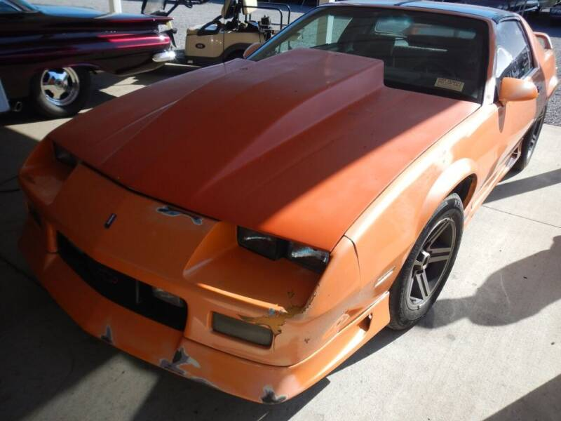 used 1984 chevrolet camaro for sale carsforsale com used 1984 chevrolet camaro for sale