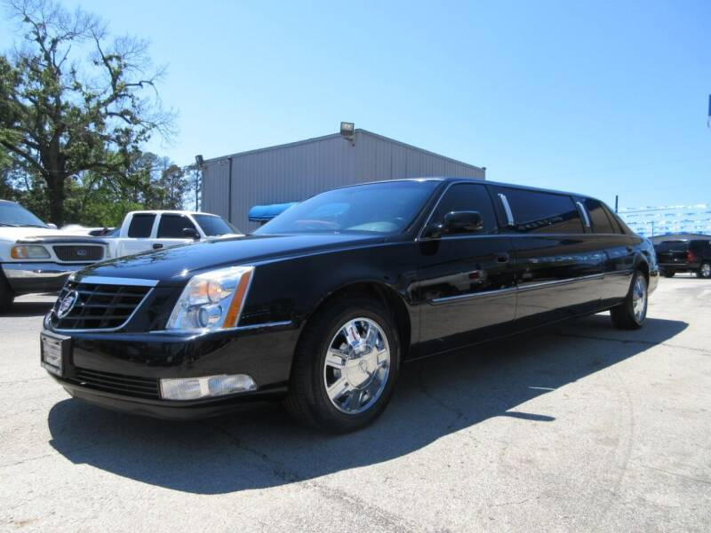 2007 Cadillac DTS for sale at Quality Investments in Tyler TX