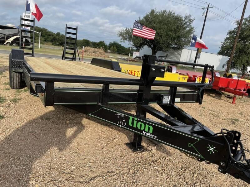 "2021 LION - Hauler 83""x20' - H. Dut for sale at LJD Sales in Lampasas TX"