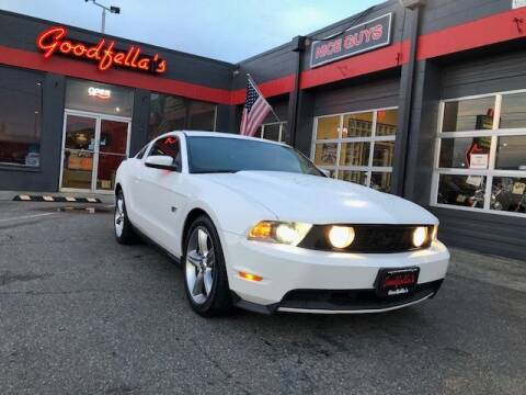 2010 Ford Mustang for sale at Goodfella's  Motor Company in Tacoma WA