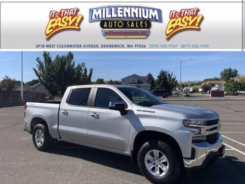 2020 Chevrolet Silverado 1500 for sale at Millennium Auto Sales in Kennewick WA