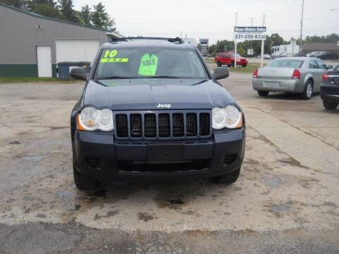 2010 Jeep Grand Cherokee for sale at Shaw Motor Sales in Kalkaska MI