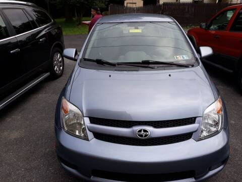 2006 Scion xA for sale at GALANTE AUTO SALES LLC in Aston PA