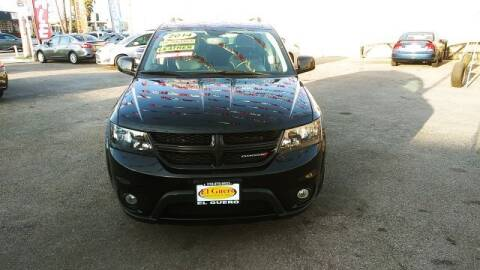 2014 Dodge Journey for sale at El Guero Auto Sale in Hawthorne CA