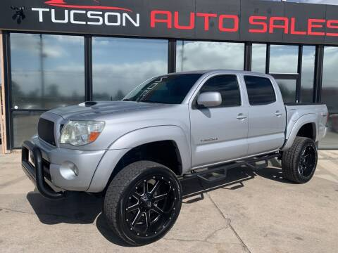 2008 Toyota Tacoma for sale at Tucson Auto Sales in Tucson AZ