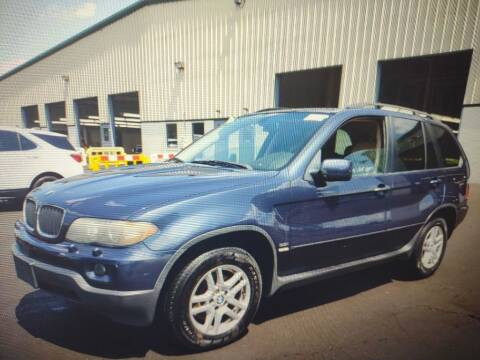 2005 BMW X5 for sale at Brick City Affordable Cars in Newark NJ