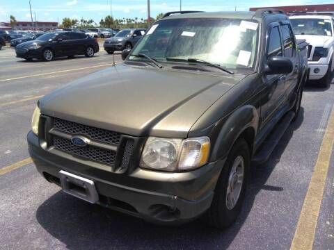 2004 Ford Explorer Sport Trac for sale at Best Auto Deal N Drive in Hollywood FL