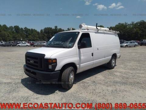 2010 Ford E-Series Cargo for sale at East Coast Auto Source Inc. in Bedford VA