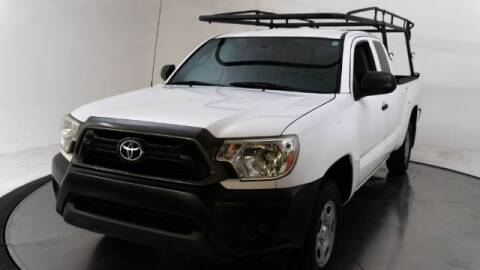 2015 Toyota Tacoma for sale at AUTOMAXX MAIN in Orem UT