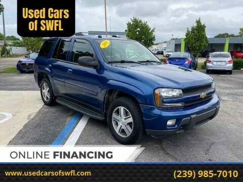 2005 Chevrolet TrailBlazer for sale at Used Cars of SWFL in Fort Myers FL