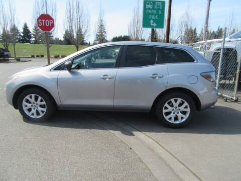 2007 Mazda CX-7 for sale at Car Link Auto Sales LLC in Marysville WA