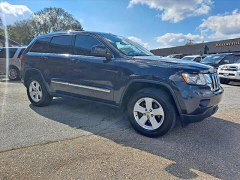 2013 Jeep Grand Cherokee for sale at PARKWAY AUTO SALES OF BRISTOL - Roan Street Motors in Johnson City TN