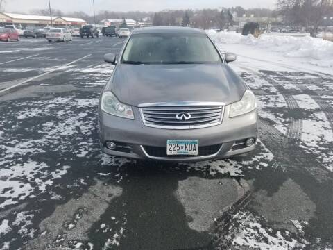 2009 Infiniti M35X for sale at Capital Fleet  & Remarketing  Auto Finance in Columbia Heights MN
