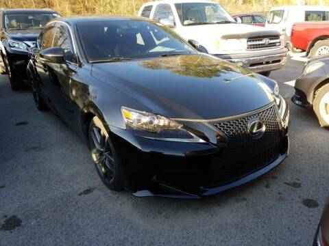 2014 Lexus IS 250 for sale at Auto Solutions in Maryville TN