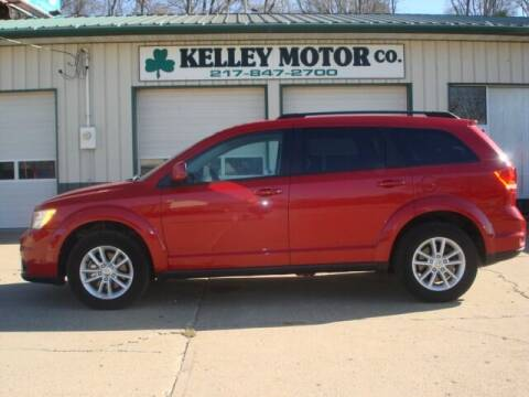 2015 Dodge Journey for sale at Kelley Motor Co. in Hamilton IL