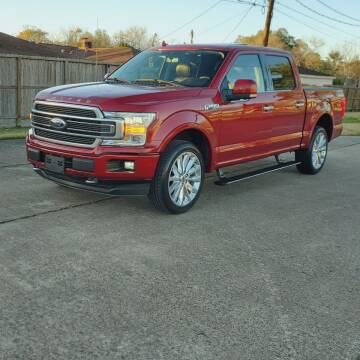 2019 Ford F-150 for sale at MOTORSPORTS IMPORTS in Houston TX