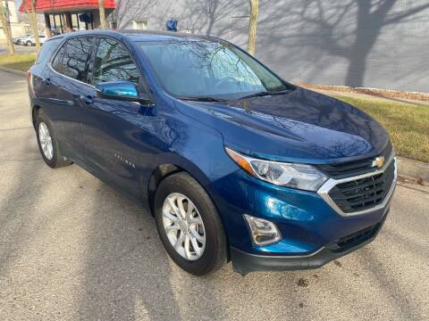 2019 Chevrolet Equinox for sale at Averys Auto Group in Lapeer MI