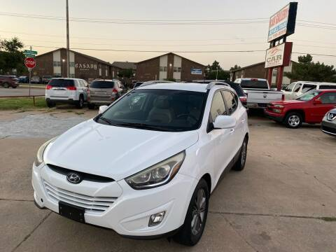 2015 Hyundai Tucson for sale at Car Gallery in Oklahoma City OK