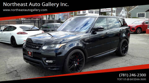 2016 Land Rover Range Rover Sport for sale at Northeast Auto Gallery Inc. in Wakefield Ma MA