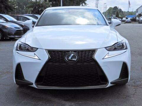 2017 Lexus IS 350 for sale at Auto Finance of Raleigh in Raleigh NC