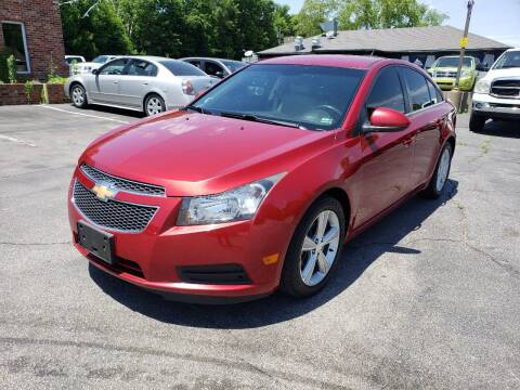 2014 Chevrolet Cruze for sale at Auto Choice in Belton MO